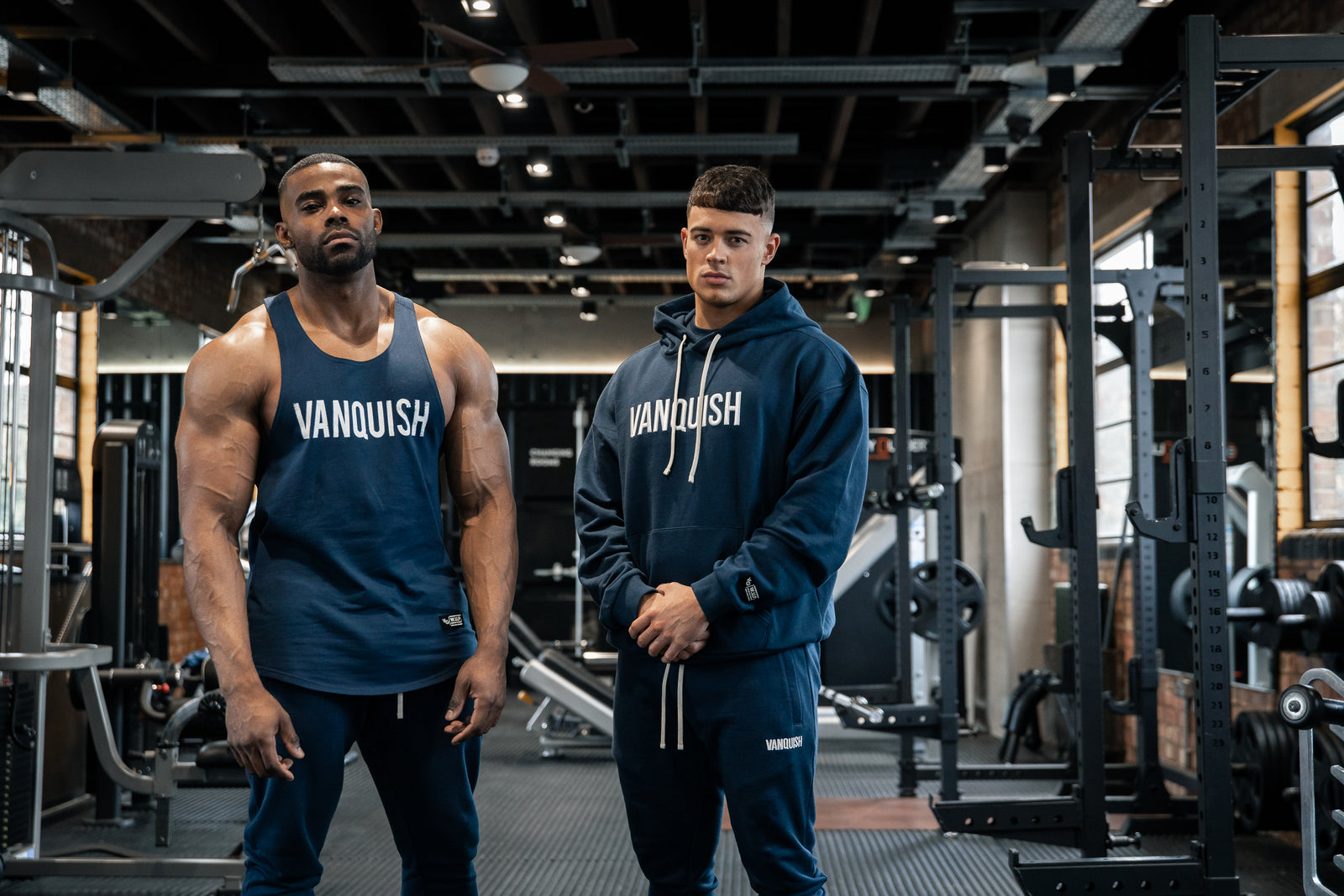Joined Performance Men T-Shirt Gym Bodybuilding Vq Fitness Top Training Slim Tee