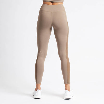 Vanquish Women's Breathe Khaki Leggings
