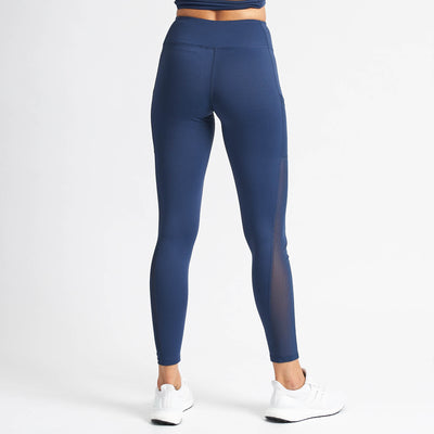 Vanquish Women's Breathe Navy Leggings
