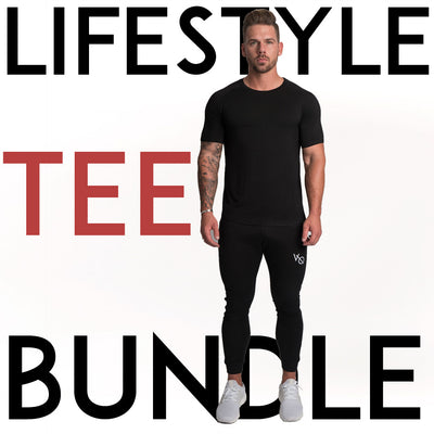 Men's Lifestyle T Shirt Bundle