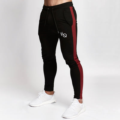Vanquish Black Edge Tapered Sweatpants