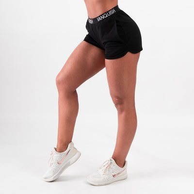Vanquish Women's Embrace Black Shorts