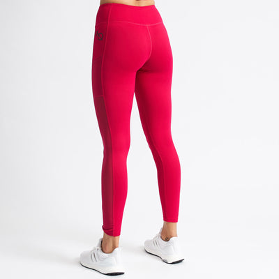 Vanquish Women's Breathe Cerise Leggings
