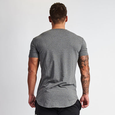 Vanquish Essential Grey Short Sleeved T Shirt