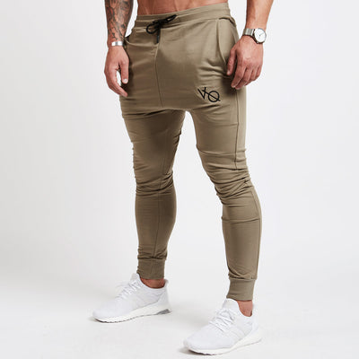 VQ Exodus Khaki Tapered Bottoms