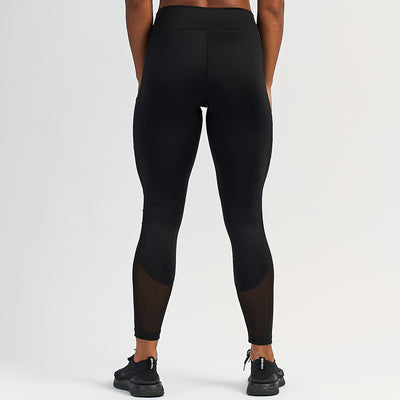 Vanquish Ascend Women's Black High Waisted Leggings