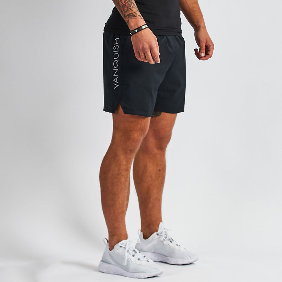 Vanquish Intensity Men's Black Shorts