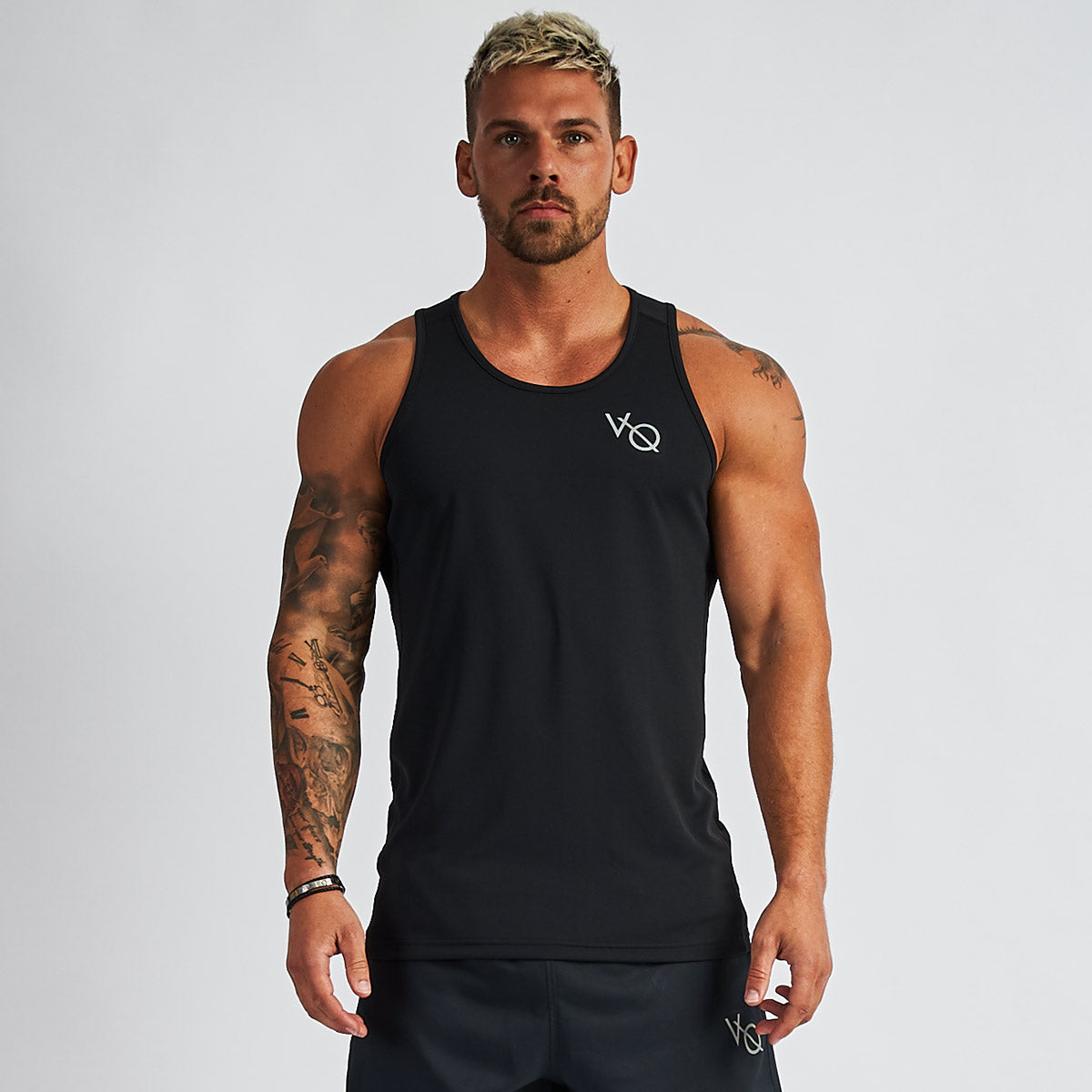 Vanquish Intensity Men's Black Tank Top