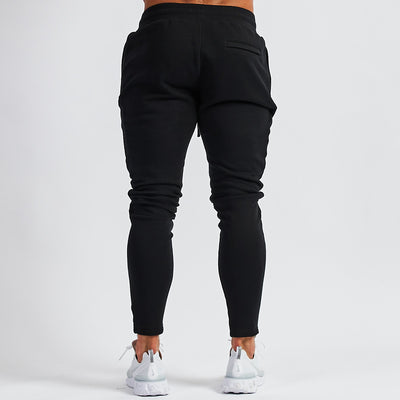 Vanquish Men's Black Friday Reflective Tapered Sweatpants