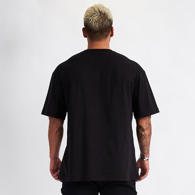 Vanquish Warm Up v2 Black Oversized T Shirt