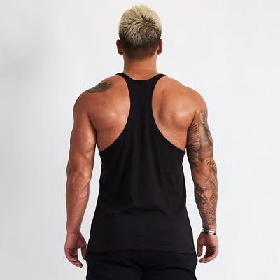 Vanquish Warm Up v2 Black Stringer Vest