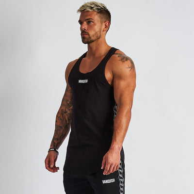 Vanquish LT v2 Men's Black Tank Top