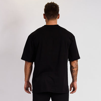 Vanquish Warm Up v2 Blackout Oversized T Shirt