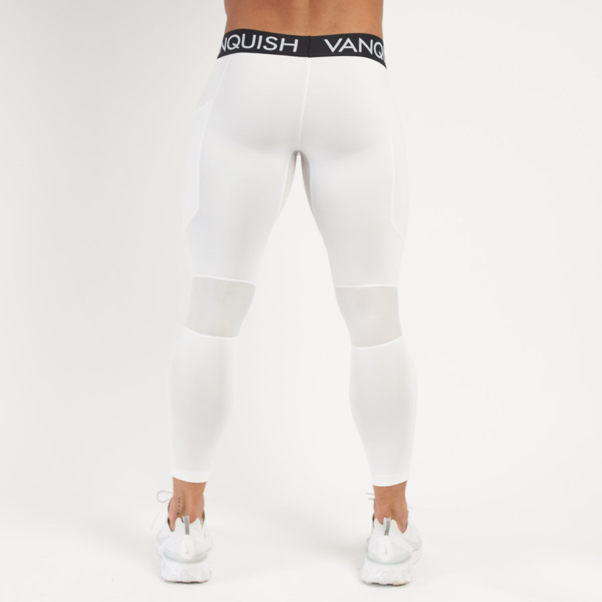 Vanquish Utility Men's White 7/8 Leggings