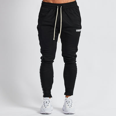 Vanquish LT v2 Men's Black Tapered Track Pants