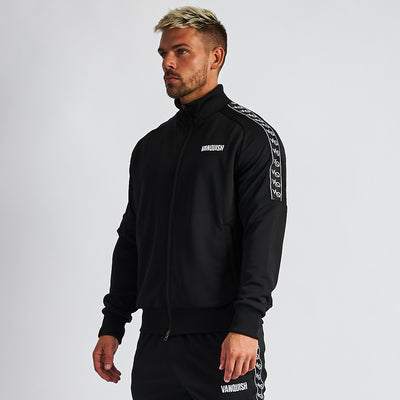 Vanquish LT v2 Men's Black Track Jacket