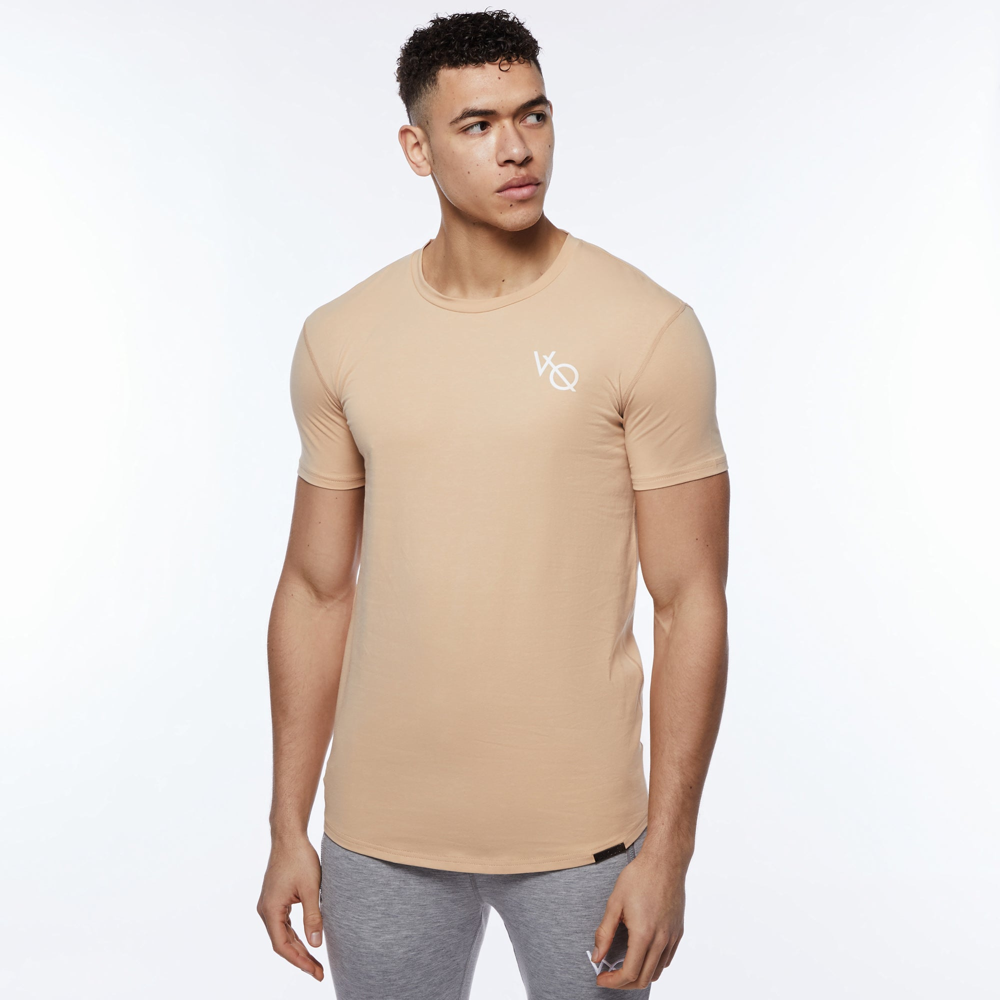 Vanquish Essential SP Stone Short Sleeved T-Shirt