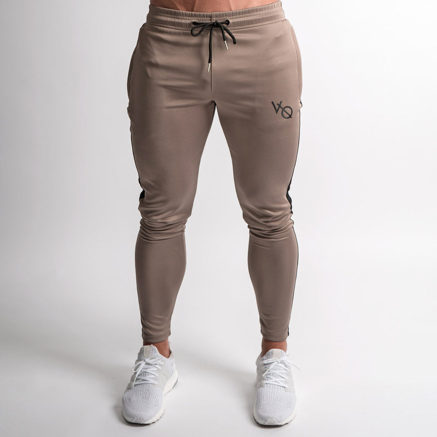 Vanquish Khaki Tricot Strike Tapered Sweatpants