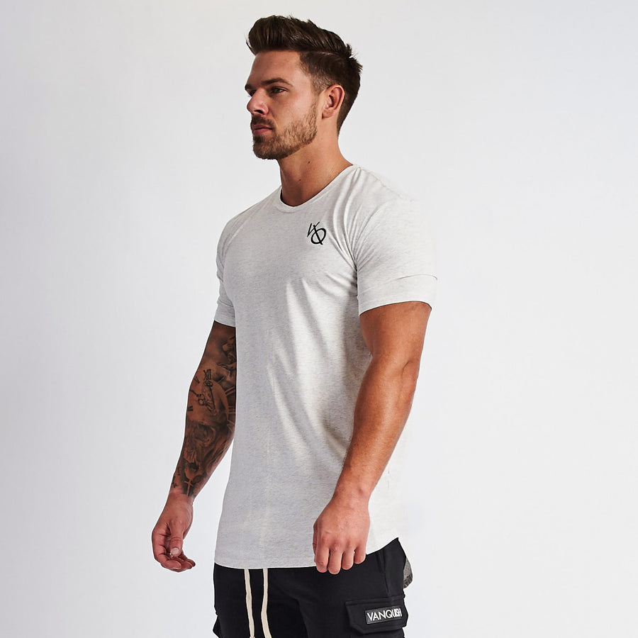 Vanquish Essential White Short Sleeved T Shirt