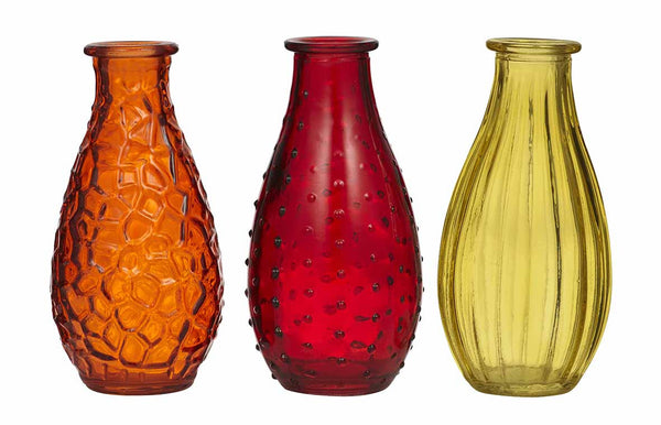 Sable Bottle Vases Set of 3 - My House Needs....