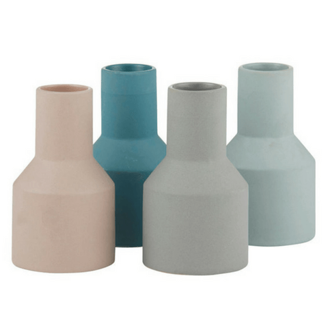 Anthology Vase 13cm - Dusty Pink, Sage, Grey, Teal - My House Needs