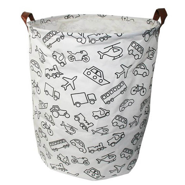Transport Kids Storage Basket with Handles - My House Needs....