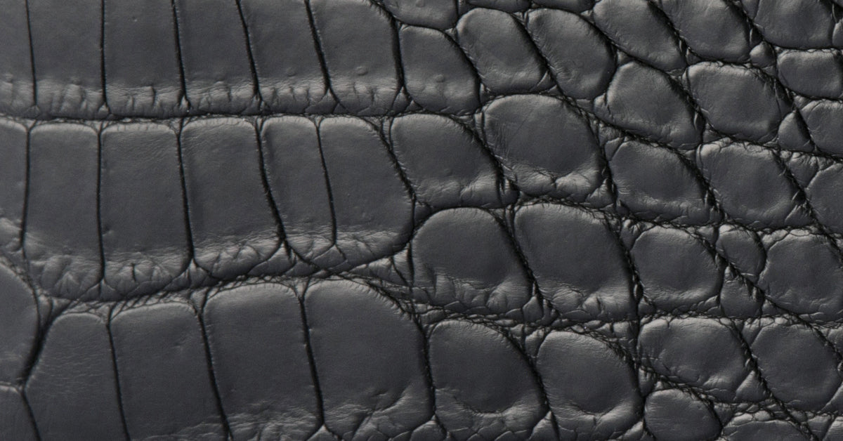 LIN8 genuine crocodile leather accessories. Creating for a legacy in mind.