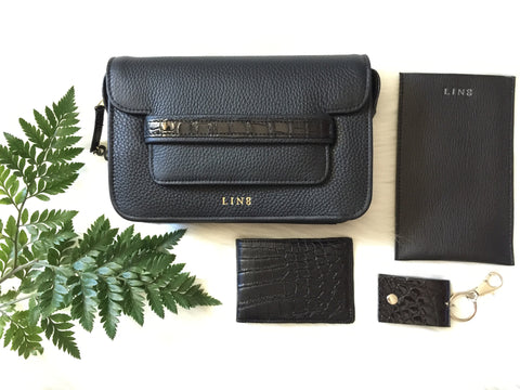 L I N 8 Australia's first smart fashion accessories.Exclusive bespoke luxury and premium leather goods made in Australia