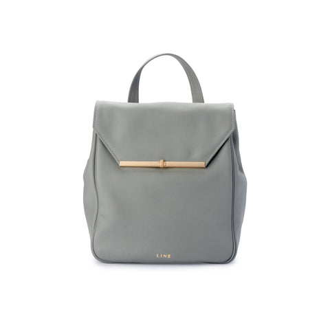 LIN8 Australia's luxury leather goods. Backpack made of taurillon leather imported from France