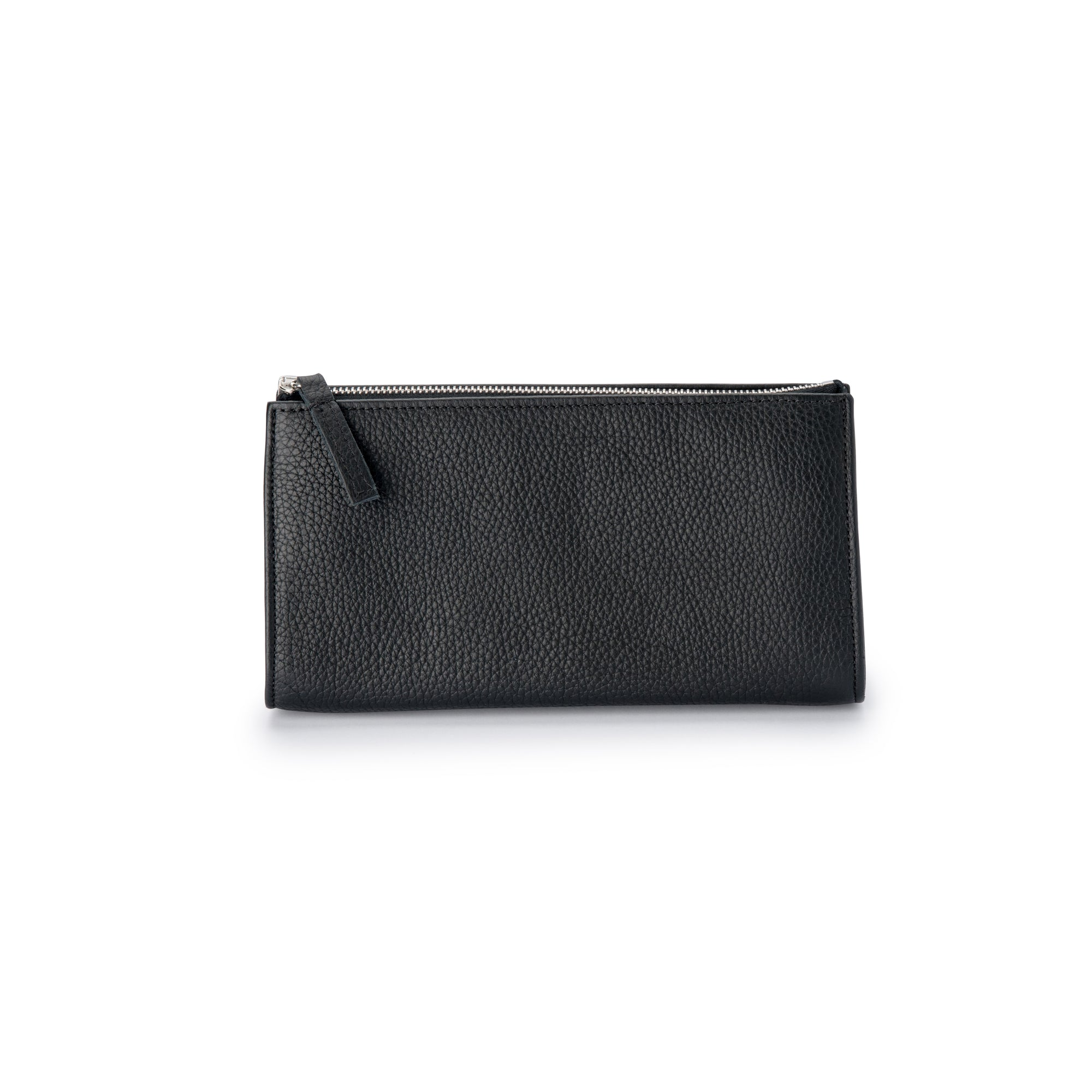 LIN8 unisex small bag for him and her. Made with genuine natural full grain taurillon leather imported from France. Wear it 3-ways as clutch, wristlet, long cross-body strap. Make, design, create your own bespoke leather bag today