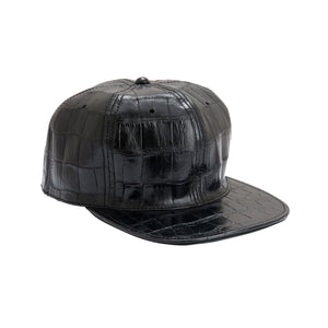 L I N 8 genuine Australian designer exotic ostrich&crocodile leather hat,snapback,capL I N 8 genuine Australian designer exotic ostrich&crocodile leather hat,snapback,cap