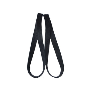 LIN8 monogram initials on genuine leather gym lifting pulling straps made in Australia for crossfit,bodybuilding,gym,olympic weightlifting