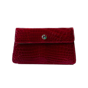 LIN8 genuine Australian handmade luxury exotic crocodile leather purse,bag,clutch,handbag