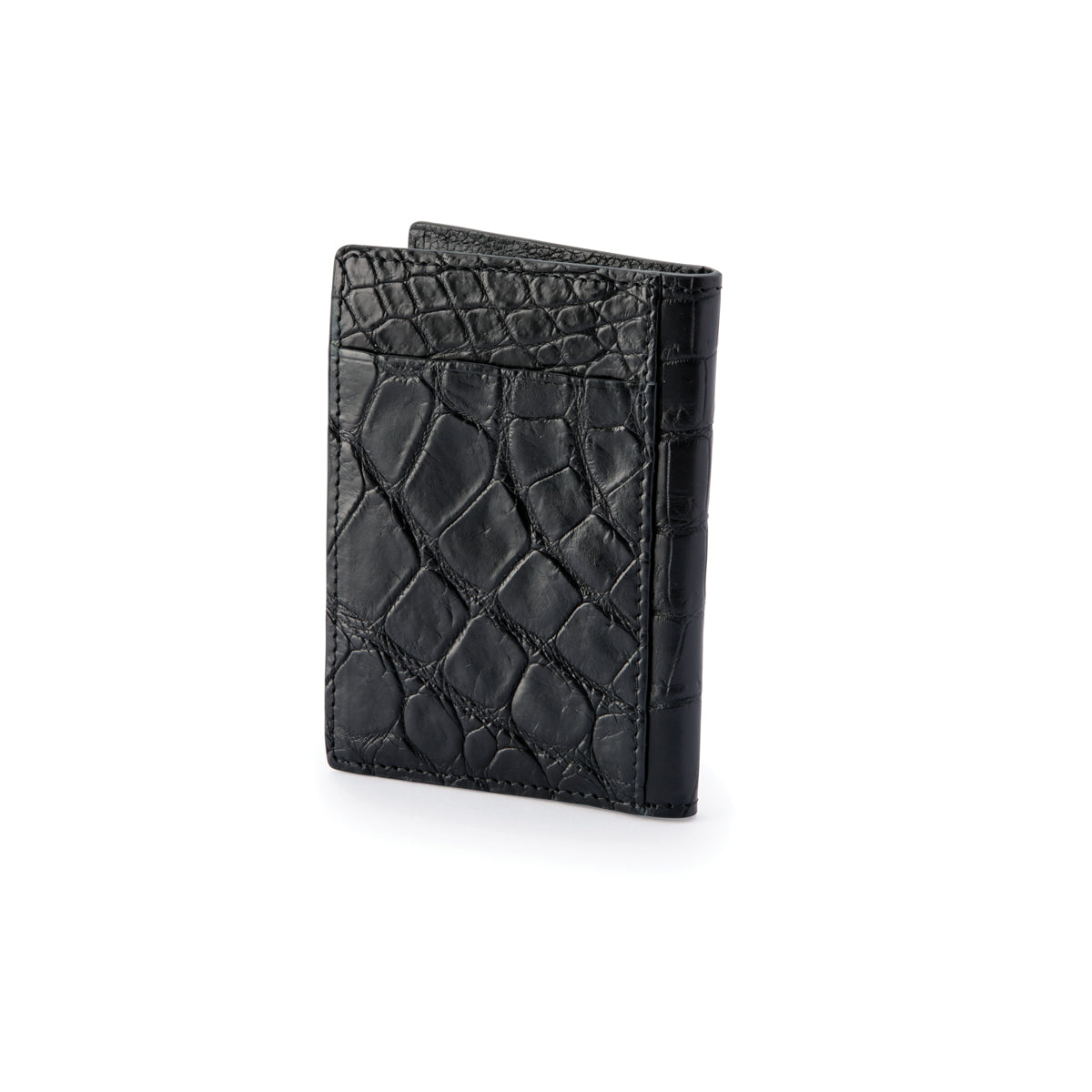LIN8 luxury genuine exotic alligator and crocodile leather card case holder wallet for purse and handbag. Gift,present for him,her designer Melbourne Australia London