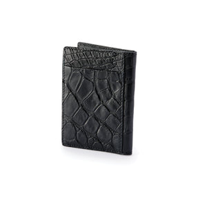 LIN8 luxury genuine exotic leather card case holder wallet for purse and handbag. Gift,present for him,her designer Melbourne Australia London