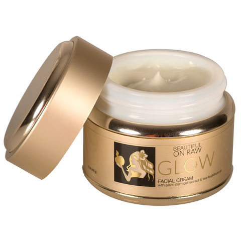 Beautiful on Raw 'Glow' Facial Cream