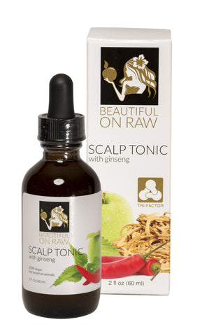 Beautiful on Raw - Scalp Tonic