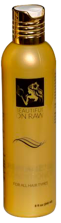 Beautiful on Raw Volumizing Shampoo