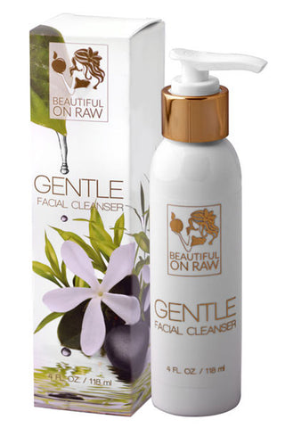Beautiful on Raw - Gentle Facial Cleanser
