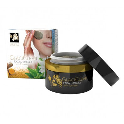 Beautiful on Raw Glaci Clear Facial Masque with Turmeric