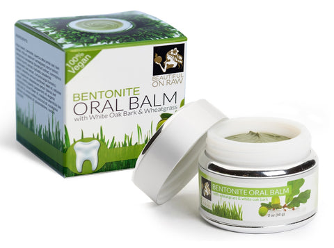 Beautiful on Raw - Bentonite Oral Balm
