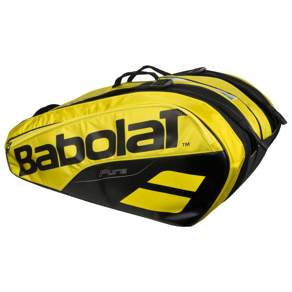 Babolat Pure Aero Drive 12 Racquet Bag Black /Yellow 2019