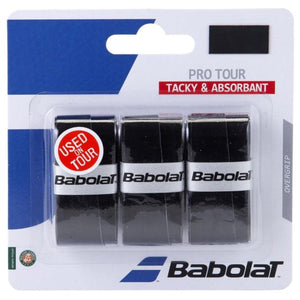 Babolat Pro Tour Overgrip 3-Pack