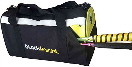 Black Knight BG-530 Tote Bag Black/Yellow