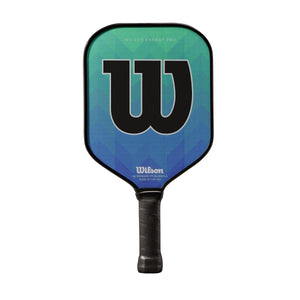 Wilson Energy Pro Pickleball Green/Blue Pickleball Paddle