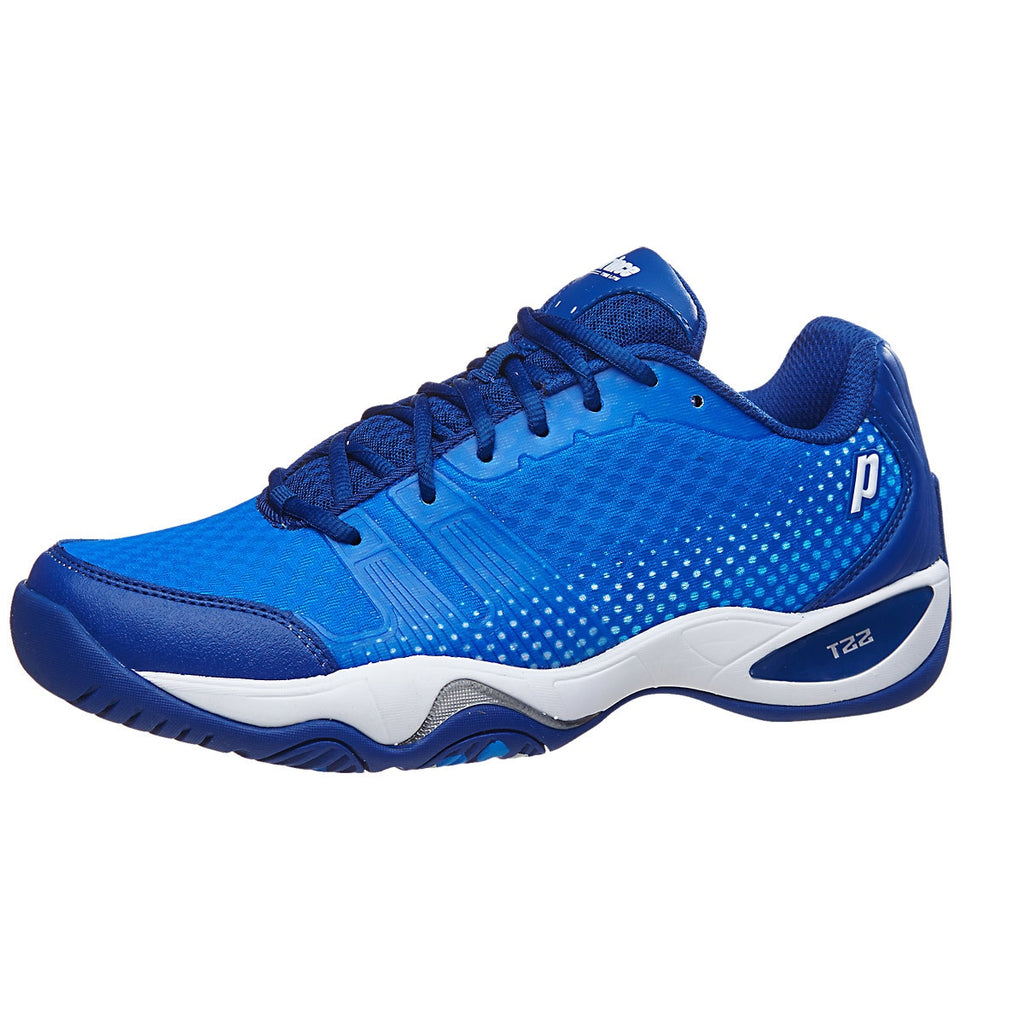 Prince T22 Lite Royal/White Tennis Shoes