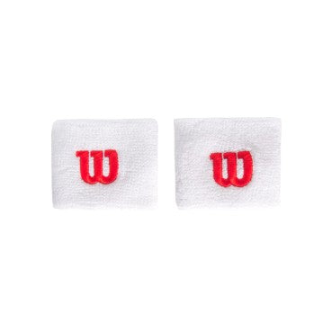 Wilson Wristbands Short 2 pack