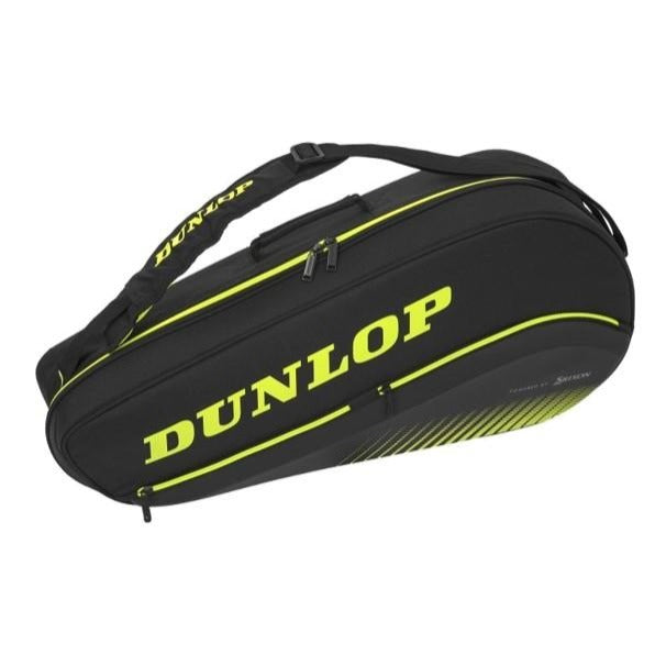 Dunlop SX Performance 3R Racquet Bag - Black / Yellow