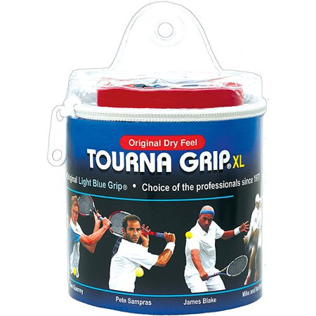 Tourna Original XL Overgrip Tour Travel Pouch 30-Grips
