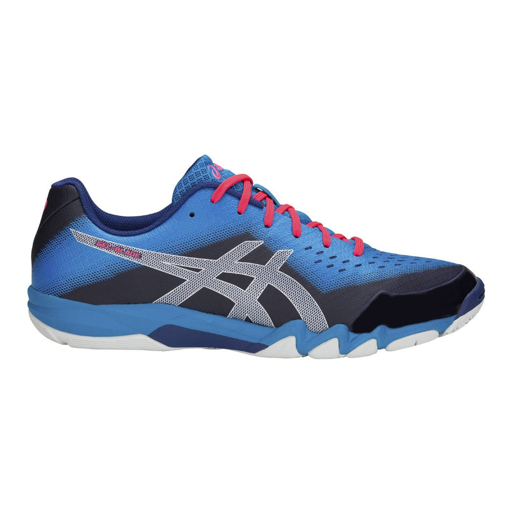 Asics Gel-Blade 6 Blue Print/Race Blue Indoor Court Shoes